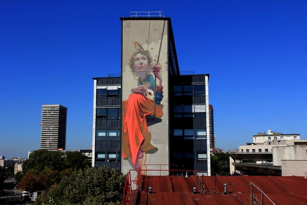 france, paris, sainer, street art, urban artists, graffiti art, street artists, urban art.