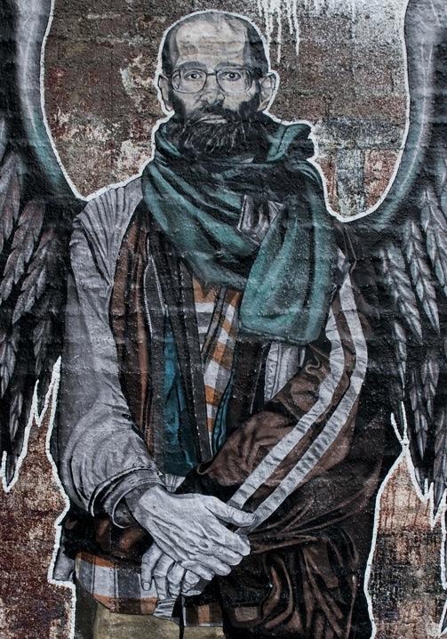 Specter, graffiti street art, urban art online, graffiti art, street artists, urban artists, graffiti artists, free walls