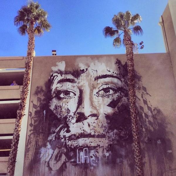 Vhils, Las Vegas, graffiti street art, urban art online, graffiti art, street artists, urban artists, graffiti artists, free walls
