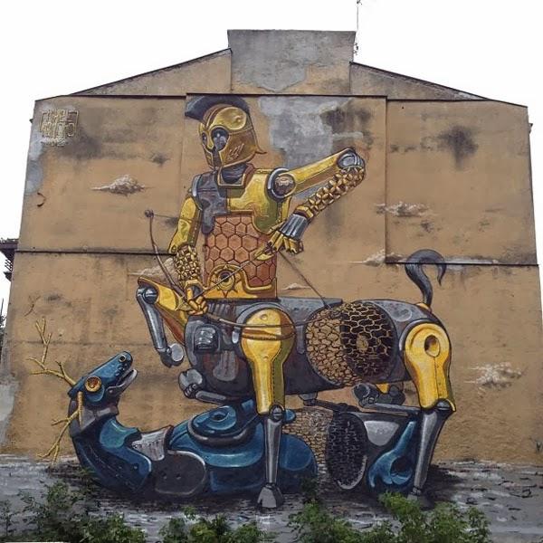 Pixel Pancho, graffiti street art, urban art online, graffiti art, street artists, urban artists, graffiti artists, free walls