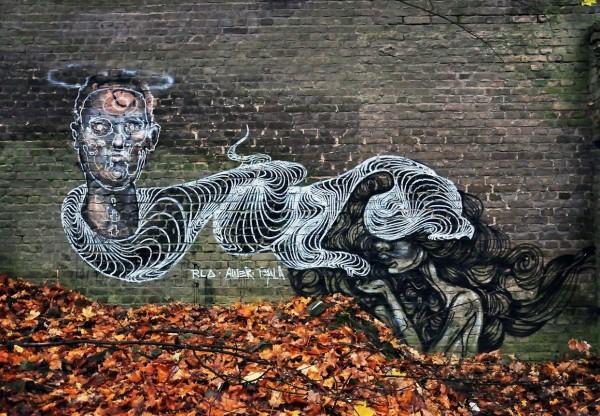 AweR, Berlin, Germany, graffiti, urban art, graffiti art, original street art, Mr Pilgrim, art for sale, freewalls.