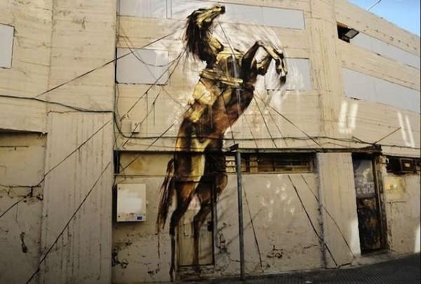 Faith47, best of street art, graffiti, urban art, graffiti art, original street art, Mr Pilgrim, art for sale, freewalls.
