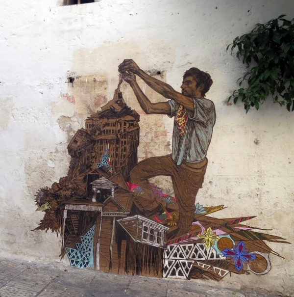 Grottaglie, Italy by Swoon