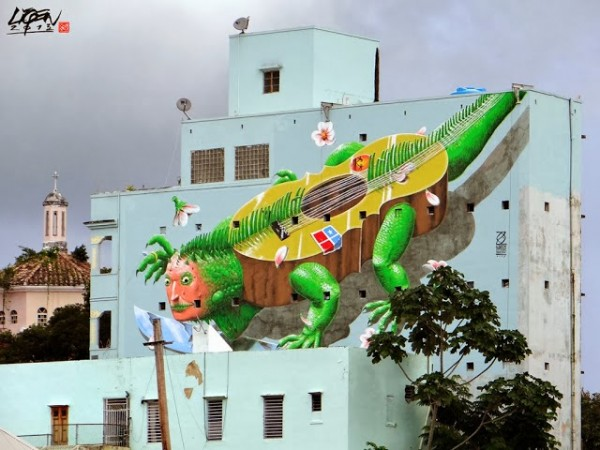 Liquen, Puerto Rico, best of street art, graffiti, urban art, graffiti art, original street art, Mr Pilgrim, art for sale, freewalls.