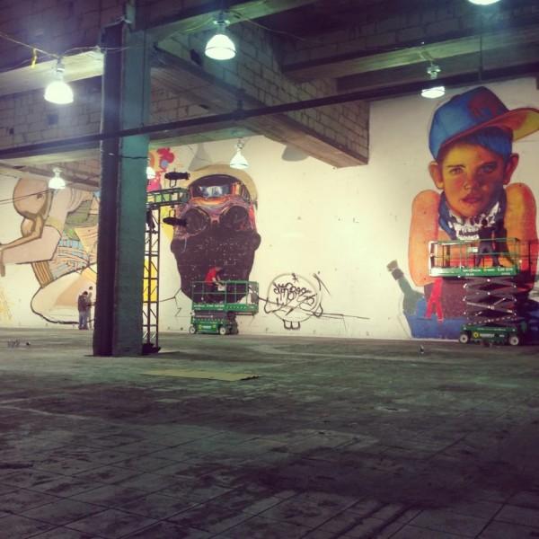 Natalia Rak, Chor Boogie, New York City, best of street art, graffiti, urban art, graffiti art, original street art, Mr Pilgrim, art for sale, freewalls.