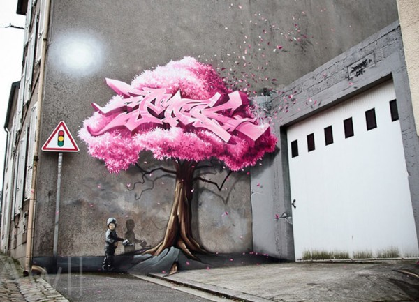 PakOne, imaginative street art, graffiti art, street artists, urban murals, urban art, mr pilgrim art.