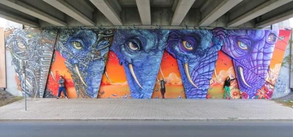 Brunosmoky, Canada, best of street art, graffiti, urban art, graffiti art, original street art, Mr Pilgrim, art for sale, freewalls.