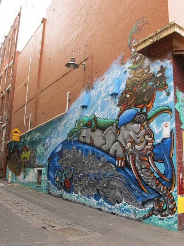 Melbourne, Australia, graffiti, urban art, graffiti art, original street art, Mr Pilgrim, art for sale, freewalls.