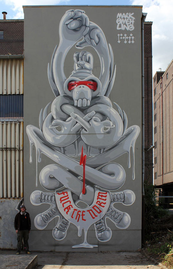 Mark Gmehling, street art, graffiti art, street artists, urban murals, urban art, mr pilgrim art.