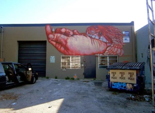 Gaia, Wynwood, Miami, USA, best of street art, graffiti, urban art, graffiti art, original street art, Mr Pilgrim, art for sale, freewalls.
