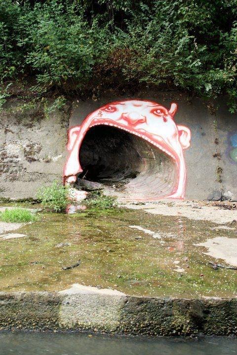 Zonenkinder, best of street art, graffiti, urban art, graffiti art, original street art, Mr Pilgrim, art for sale, freewalls.