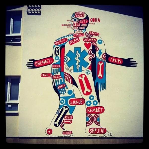 David Shillinglaw, world's best street art, urban art, graffiti artists, street artists, free walls, wall murals.