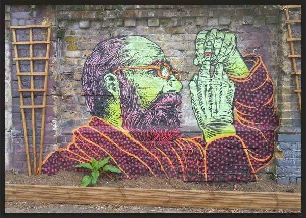 Broken Fingaz, unique street art, great street artists, free walls, graffiti art.