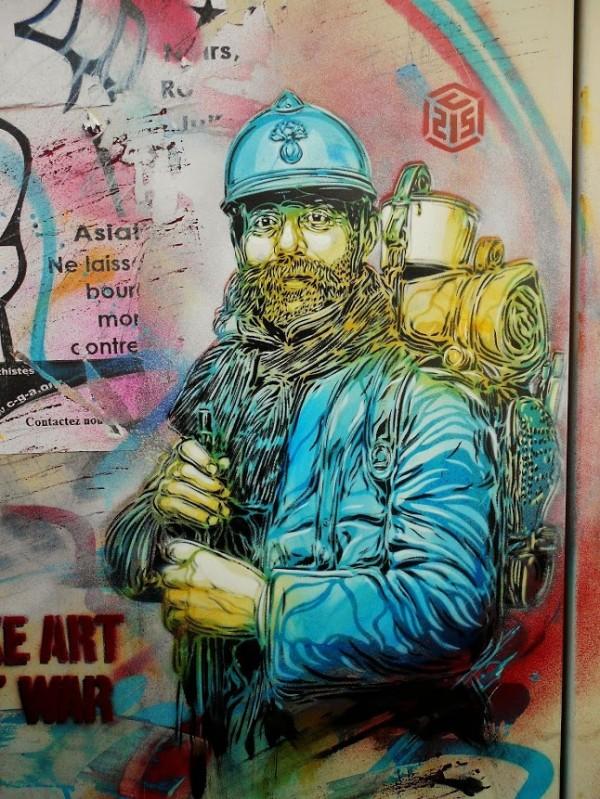 C215, unique street art, great street artists, free walls, graffiti art.