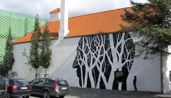 David De La Mano, unique street art, great street artists, free walls, graffiti art.