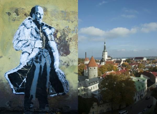 Edward Von Longus, Tallinn, Estonia
