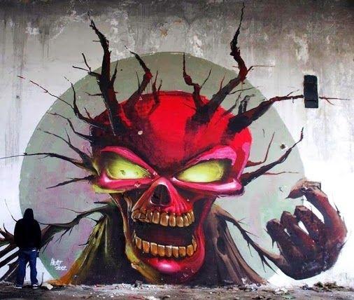 Fat Heat, unique street art, great street artists, free walls, graffiti art.