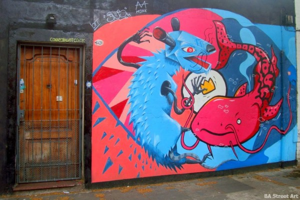 Monk, Palermo, Buenos Aires, unique street art, great street artists, free walls, graffiti art.