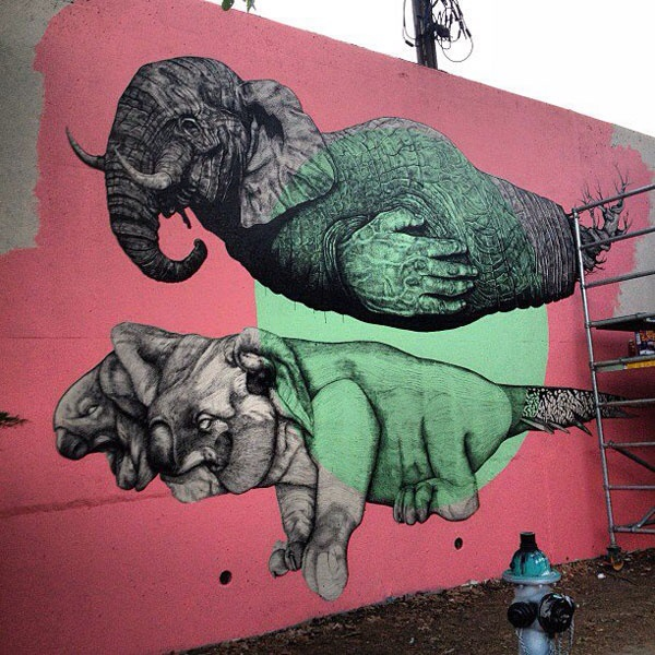 Unique Street Art | May 2014