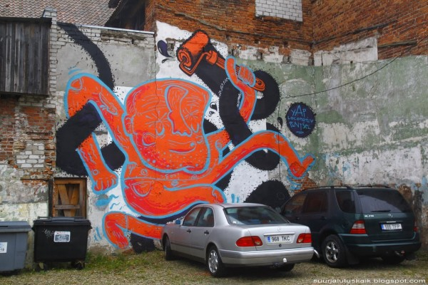 Locamotiv, Pintsel Collaborative, Estonia