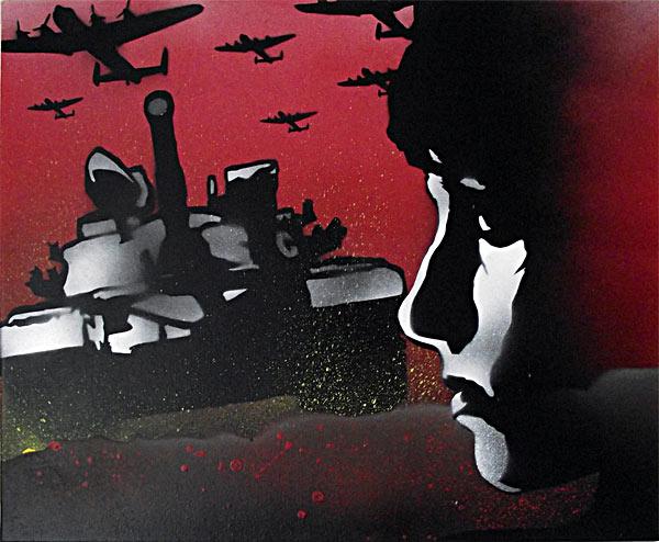 Original-Graffiti-Art-for-Sale_War-Girl