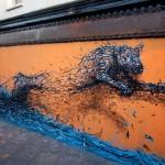 Chinese urban artist DaLeast