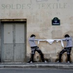 Paris, France by Charles Leval aka Levalet