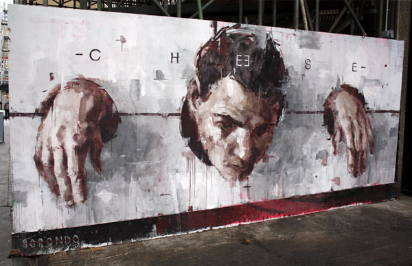 Brick Lane Street Art | London 2014
