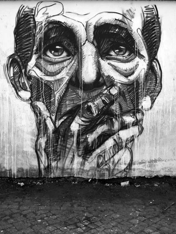 Street Artists around the World : Vol 38