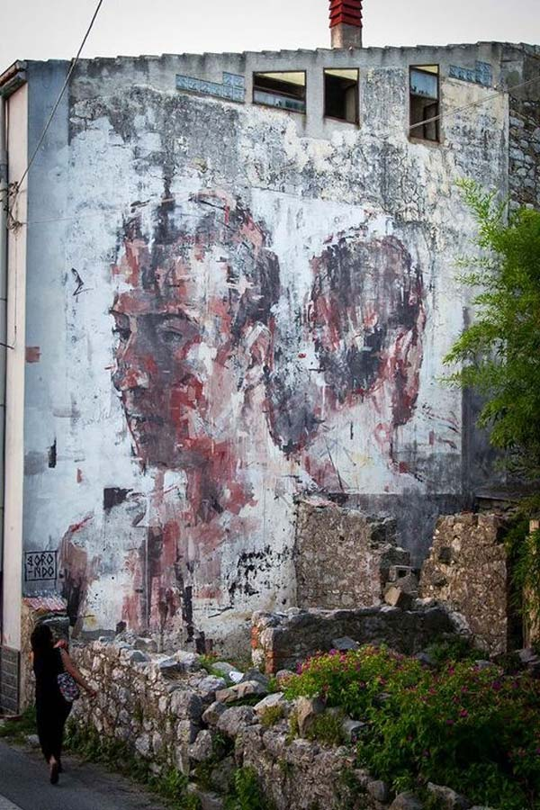 Great Street Art from the best urban artists