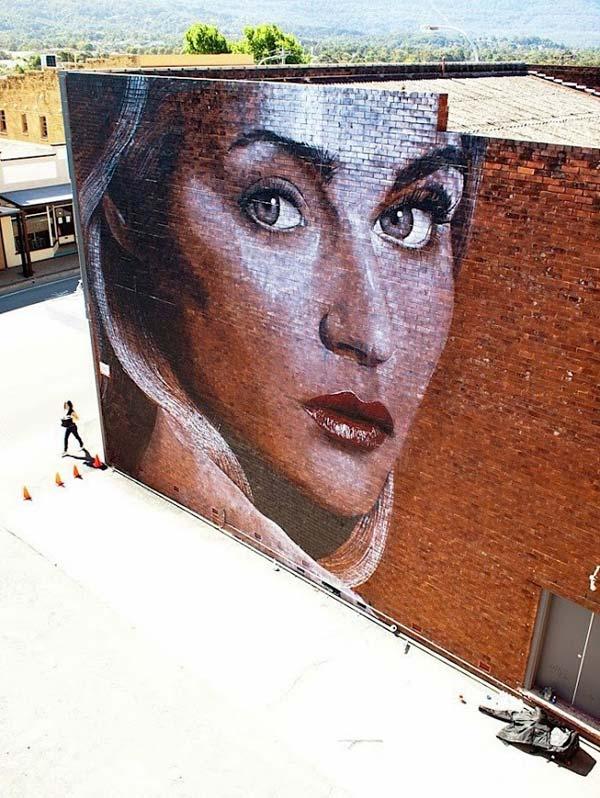 Australian artist Rone | explore street art of the world