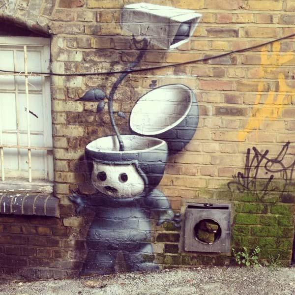 Cart1 01 | stunning urban art, graffiti art, street art