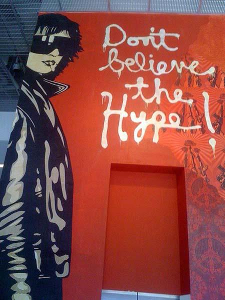 Cool street art by Shepard Fairey aka Obey | explore street art of the world