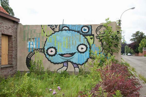 Doel, Belgium by Bue TheWarrior