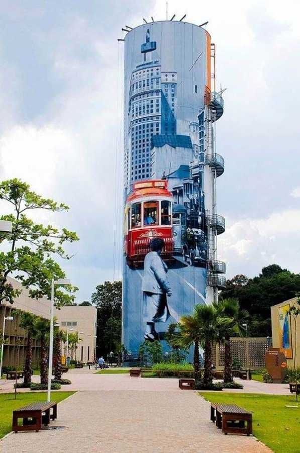 Eduardo Kobra | stunning urban art, graffiti art, street art