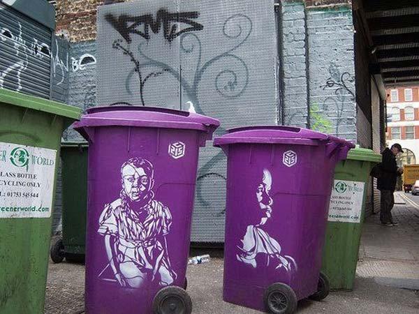 French artist C215 | stunning urban art, graffiti art, street art