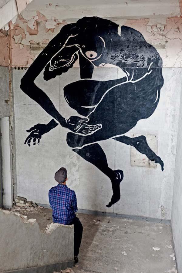 Gyva Grafika | stunning urban art, graffiti art, street art