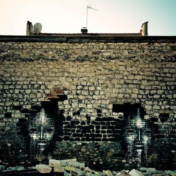 Iemza | stunning urban art, graffiti art, street art