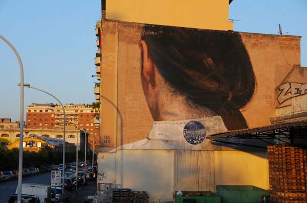 Rome, Italy by Axel Void | explore street art of the world