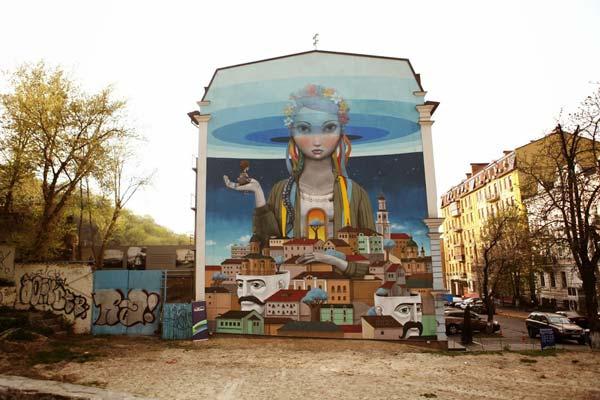 Seth & Kislow in Kiev, Ukraine
