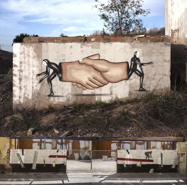 Spanish artist Dadi Dreucol