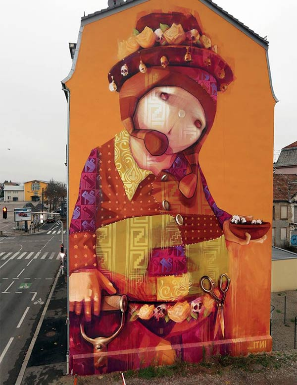 Inti in Mulhouse, France