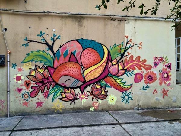 Street art in Italy by JulietaXLF