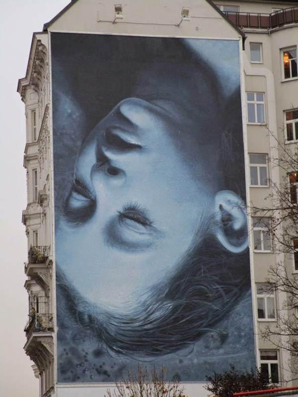 Street art in Vienna, Austria (Photo by Escapades SA)