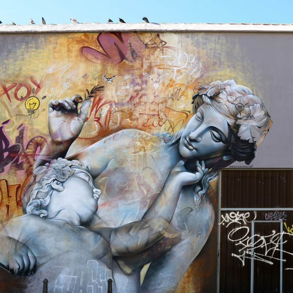 Stunning work by Pichi & Avo