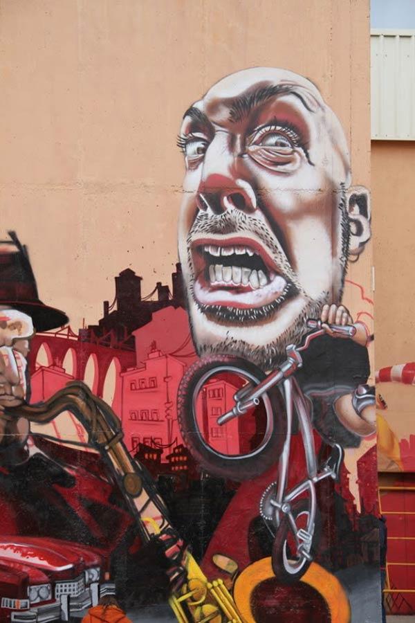 Great work by Asier in Spain