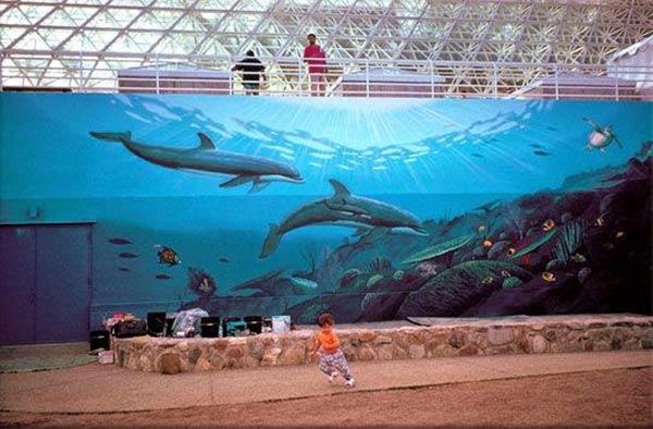 Ocean Biosphere by Wyland