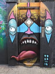Greek street artist Ser will be painting for Not A Crime in London